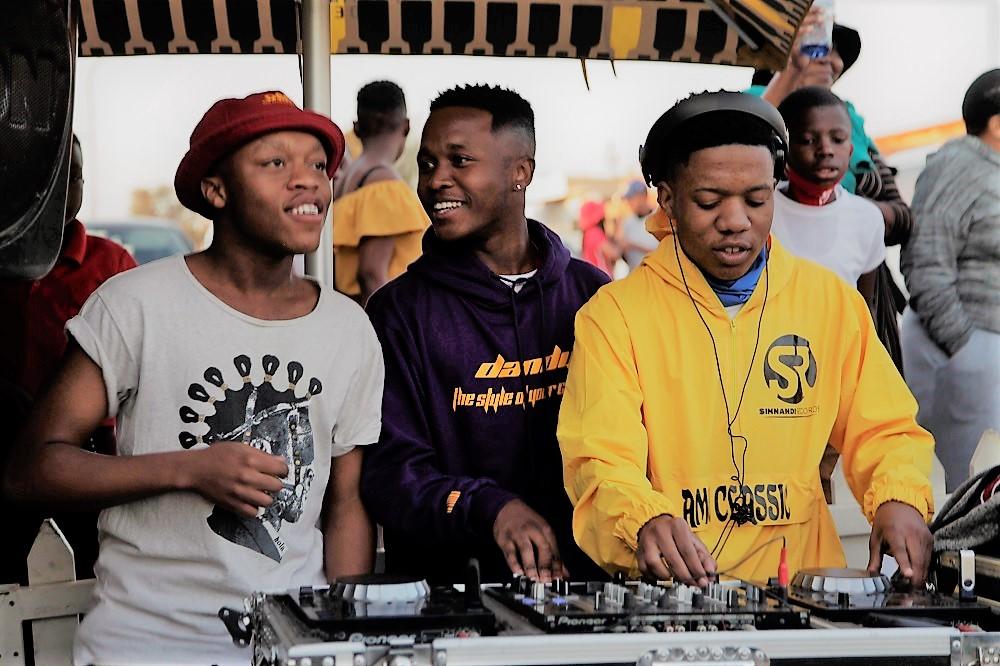 ATK Musiq Live Amapiano Mix From Diepkloof Soweto